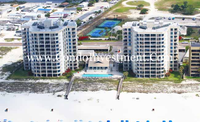 Beach Yacht Club Aerial Images