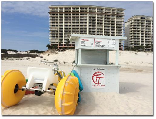 Orange Beach Alabama Golf Front Condominium For Sale