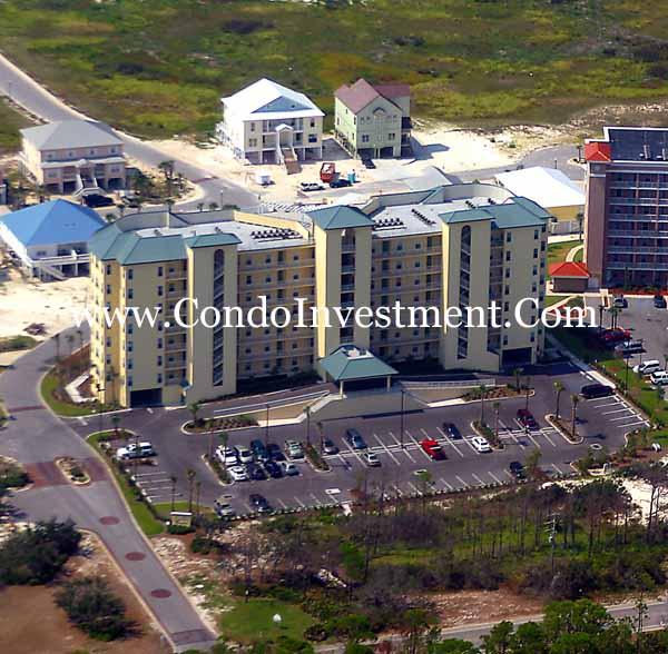 Fort Morgan Beach Houses: Aerial Images Of The Indies Condo In Orange Beach AL