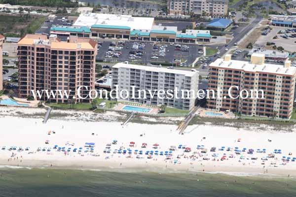 Sunswept Condo Aerial Images