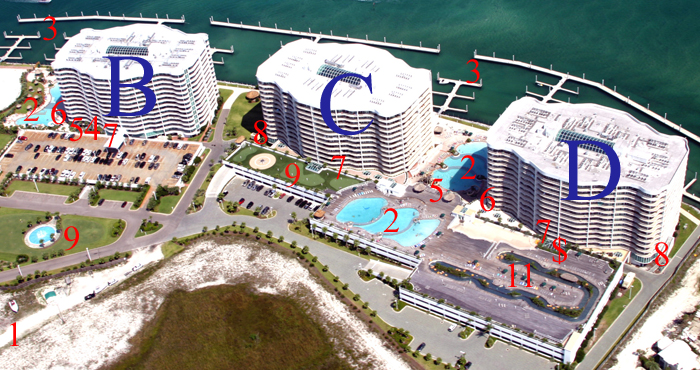 Caribe Condos For Orange Beach Al