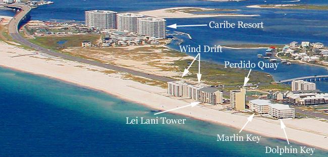 Orange Beach Al Condos Image Map Search