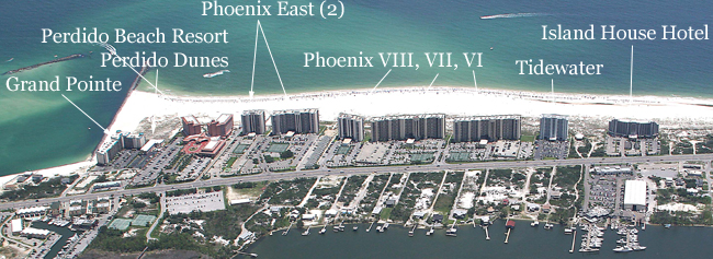 Orange Beach Al Condos Image Map Search