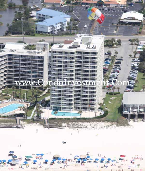 Tradewinds Condo Aerial Images