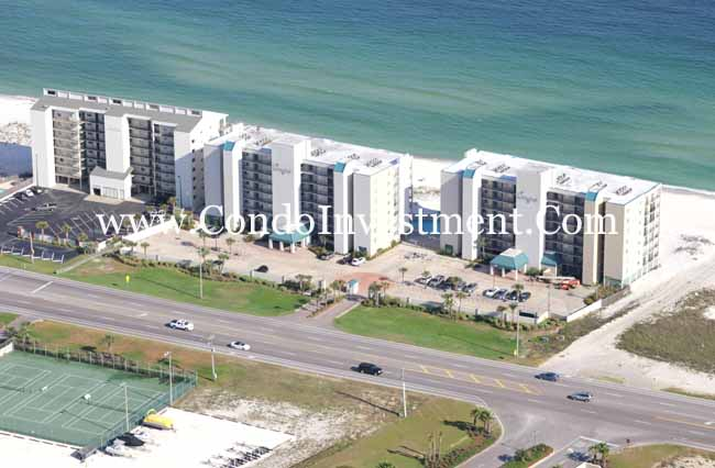 Wind Drift Condo Aerial Images