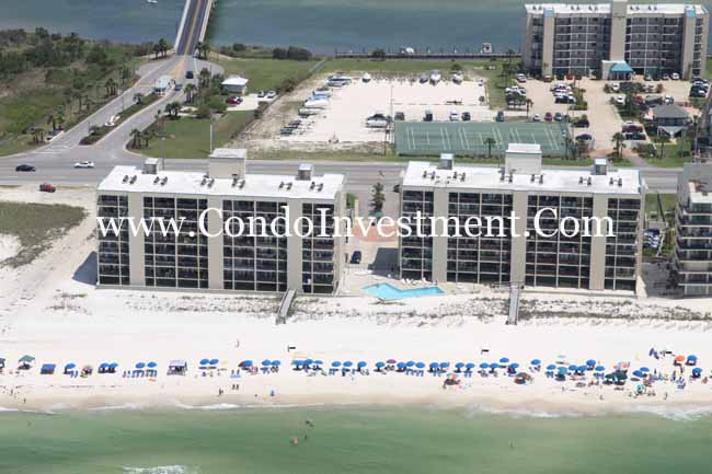 Wind Drift Orange Beach Condo Rental