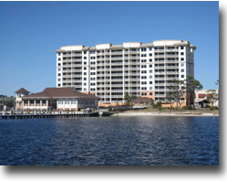 Galia condos in Perdido Key Florida