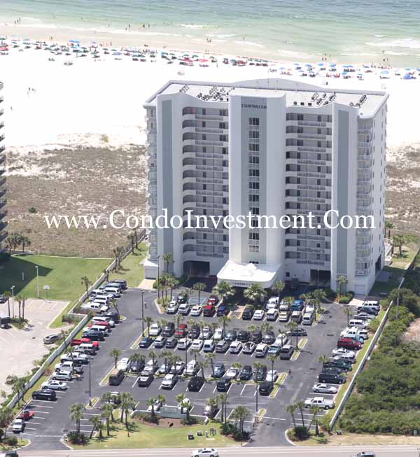 Aerial Images Of The Tidewater Condo In