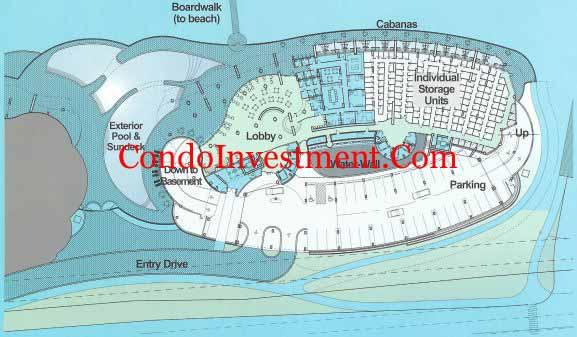 Floor Plans For Turquoise Place Condo In Orange Beach Al