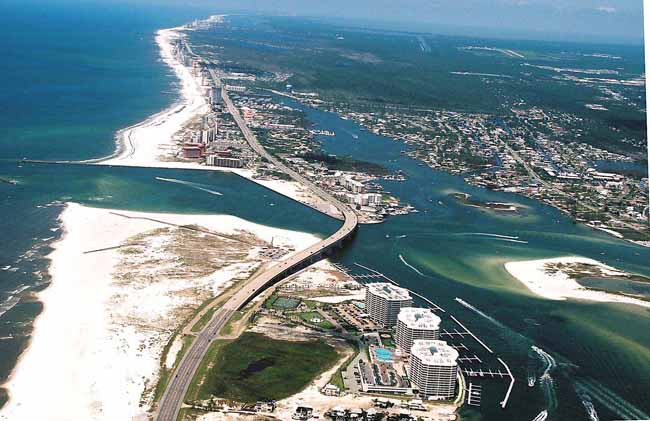 Orange Beach Al Real Estate And Property Aerials