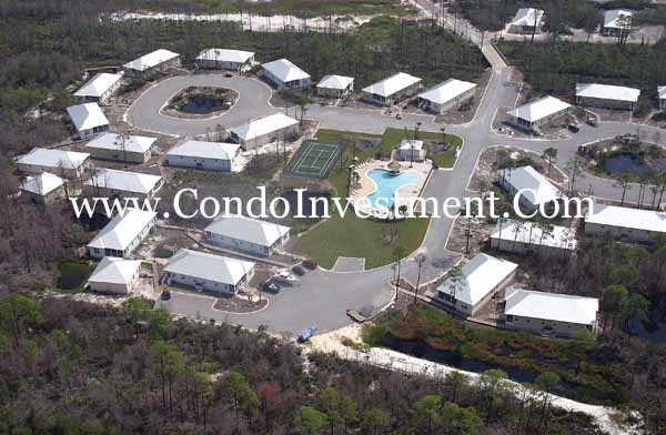 Aerial Images Of The Rookery In Gulf Shores Al