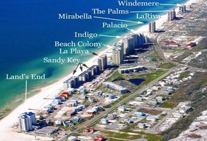 Beach Condos For Sale In Perdido Key Fl