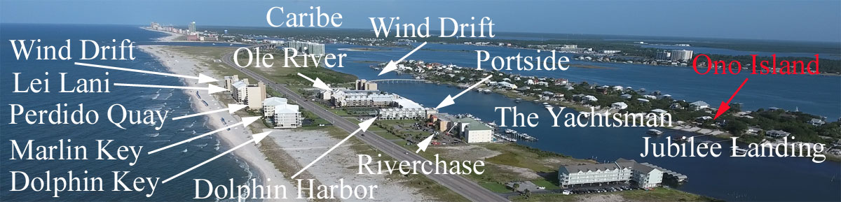 Orange Beach Al Condos Image Map Search Lei Lani