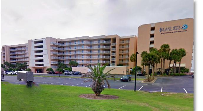 Islander Beach Resort Condos For