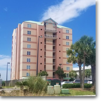Gulf Shores beachfront condos