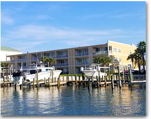 River Chase condos Orange Beach