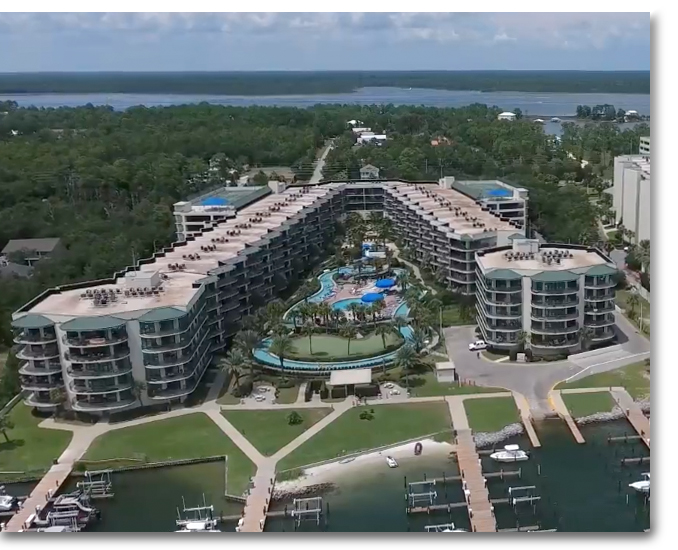 Orange Beach Bayfront Condos