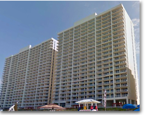 Majestic Beach Tower Ii Pcb