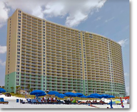 Emerald Beach Resort Pcb