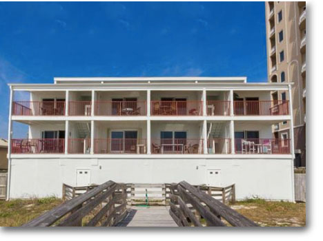 Gulf Side Villas Perdido Key
