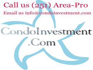 Gulf Shores condos for sale CondoInvestment.com logo
