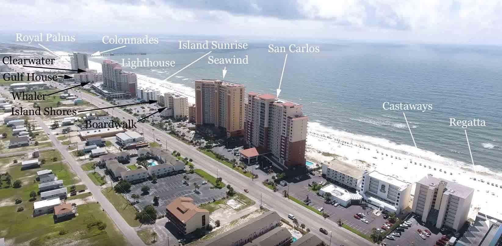 Phoenix All Suites West West Beach Boulevard Gulf Shores Al