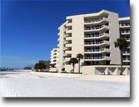 East Pass Towers condos in Destin FL