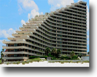 Edgewatwer Beach condos in Destin, FL