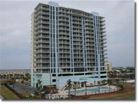 Emerald Dolphin condos on Pensacola Beach