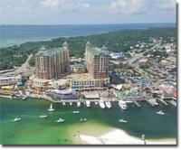 Emerald Grande condos in Destin FL