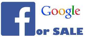 Social media real estate logo