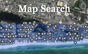 Gulf Shores condos for sale MAP SEARCH