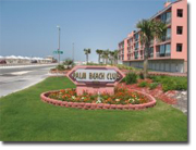 Palm Beach Club condo in Pensacola FL