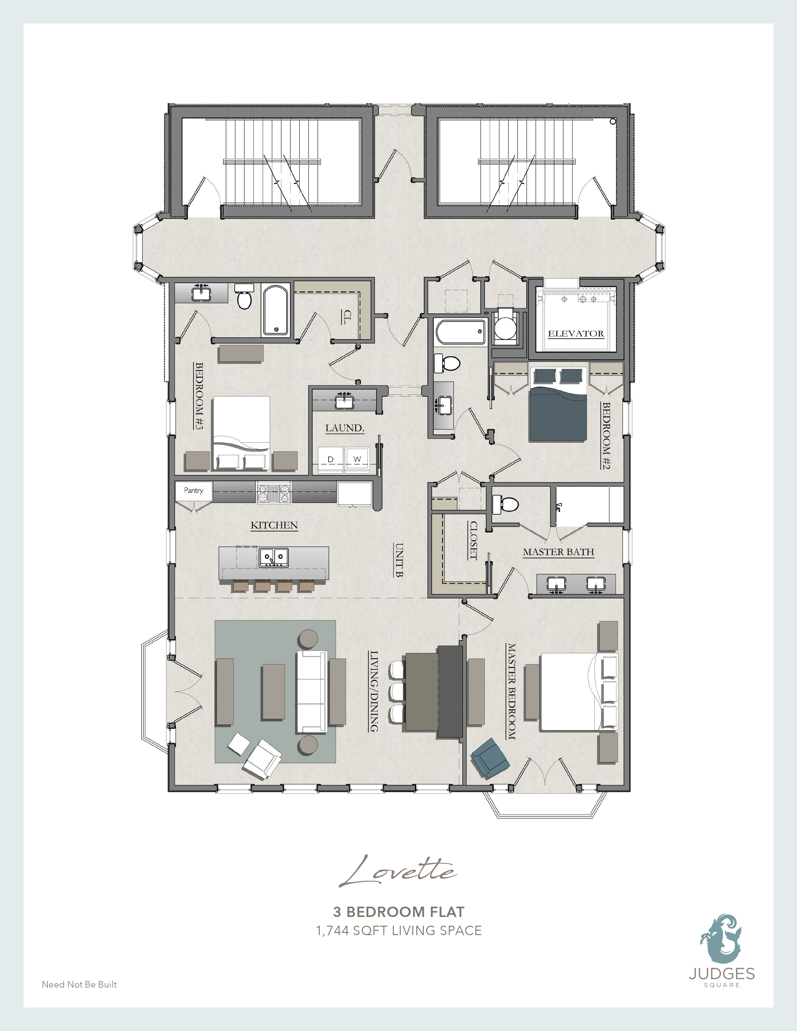 Lovette Plan Judge Square