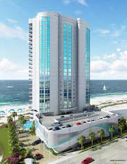 Rendering of Abaco condo project