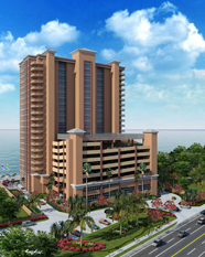 Rendering Of Phoenix Orange Beach Condo Project