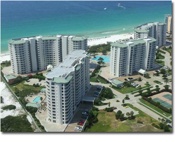 St Croix condos for sale in Destin FL at Silver Shells Resort