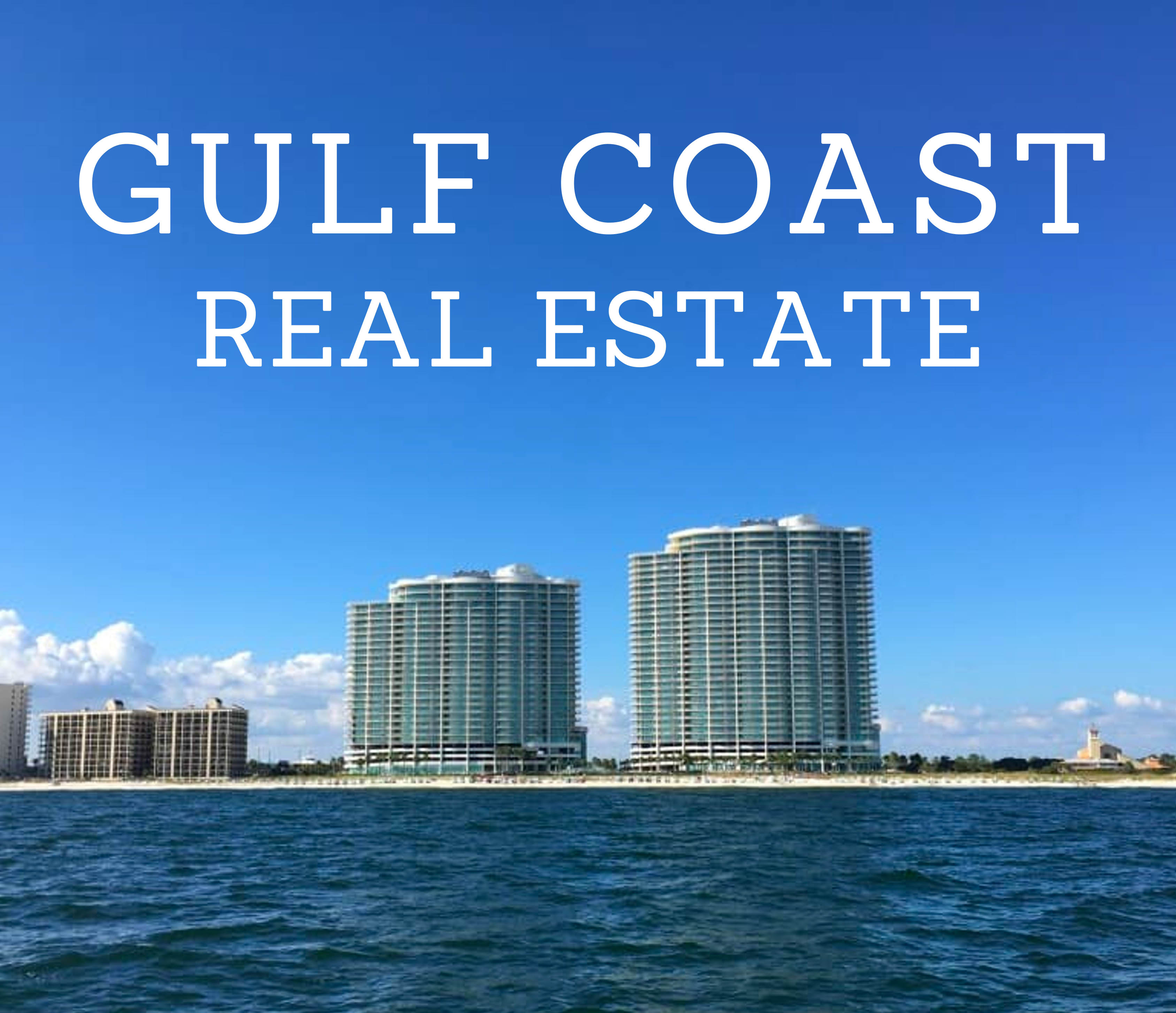 Gulf Coast Real Estate Sales