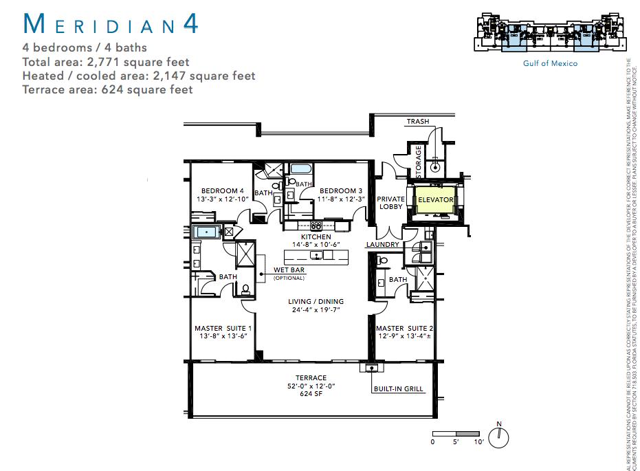 The Meridian Condos for Sale Perdido Key FL - CondoInvestment.com
